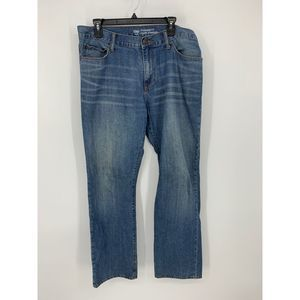 Gap standard fit distresed 34x32 jeans